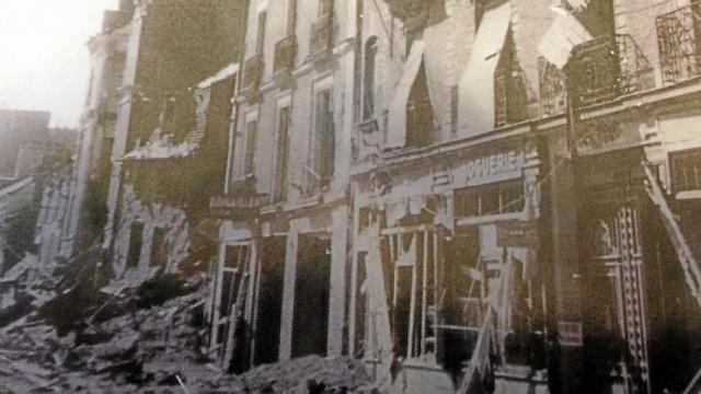 Bombardements 1943