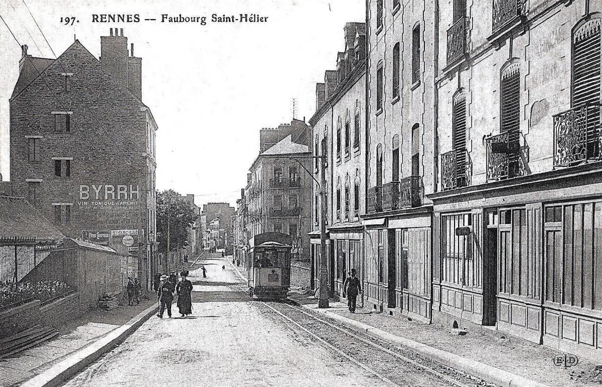 Faubourg saint helier