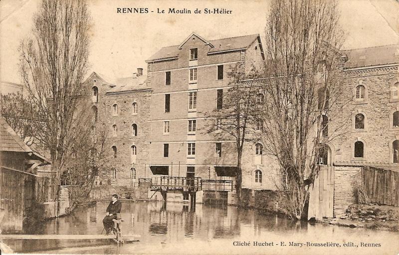 Moulin de sthelier