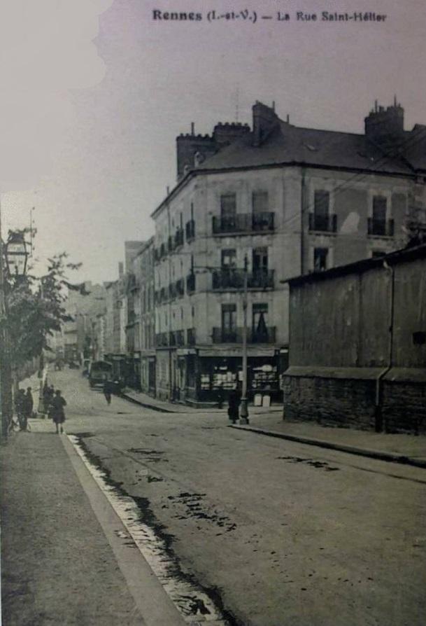 Rue pont